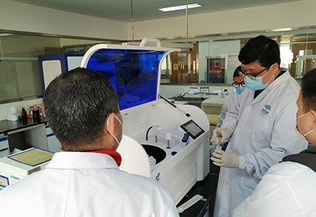 TCT液基细胞检测仪检查可让您远离宫颈癌